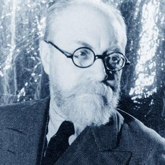 Foto di Henri Matisse