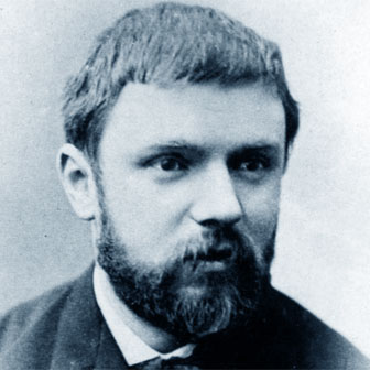 Foto di Henri Poincaré