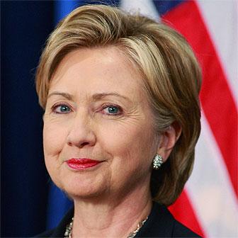 Foto di Hillary Clinton