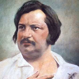 Foto di Honoré de Balzac
