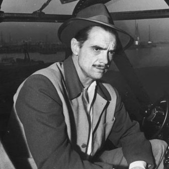 Foto di Howard Hughes