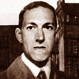Foto di Howard Phillips Lovecraft