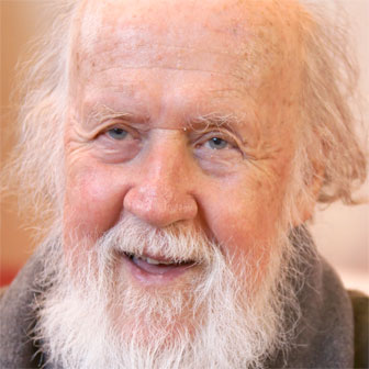 Foto di Hubert Reeves