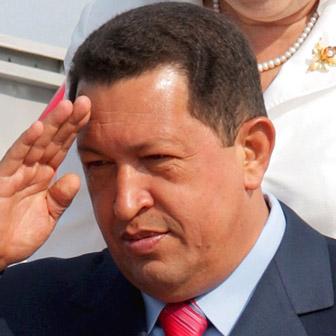 Foto di Hugo Chávez