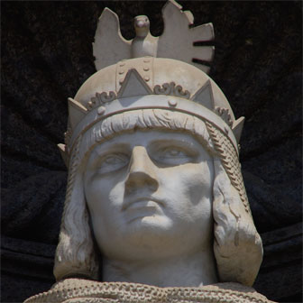 Imperatore Federico II di Svevia