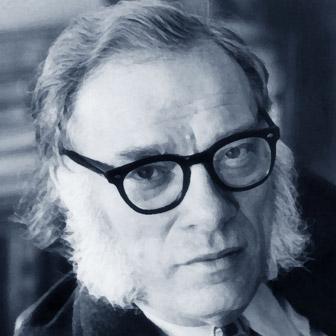 Foto di Isaac Asimov