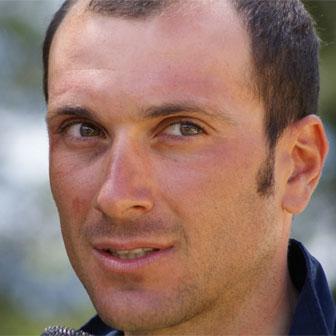 Foto quadrata di Ivan Basso