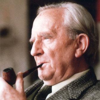 Foto di J.R.R. Tolkien