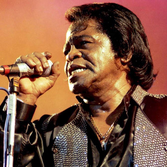 Foto di James Brown