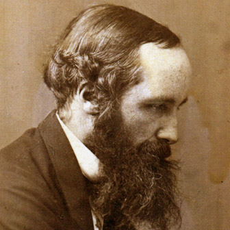 Foto di James Clerk Maxwell