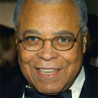 Foto quadrata di James Earl Jones