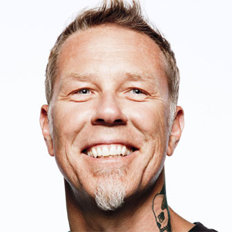 Foto di James Hetfield