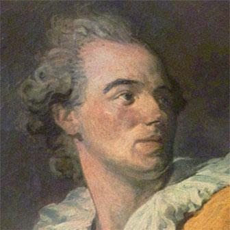 Foto quadrata di Jean-Honoré Fragonard