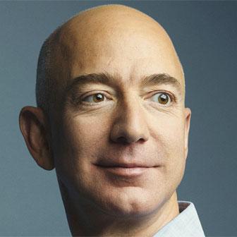 Foto di Jeff Bezos