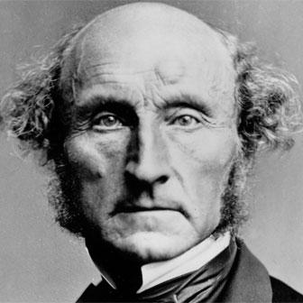 Foto di John Stuart Mill