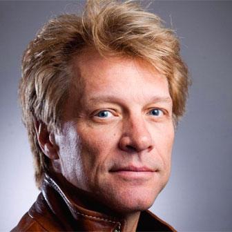 Foto quadrata di Jon Bon Jovi