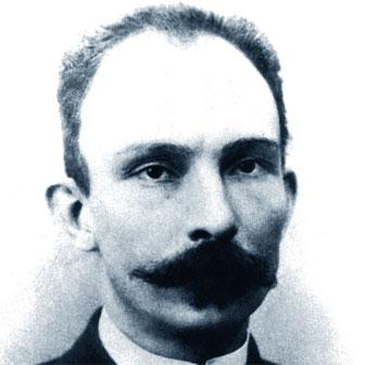 Foto quadrata di José Martí