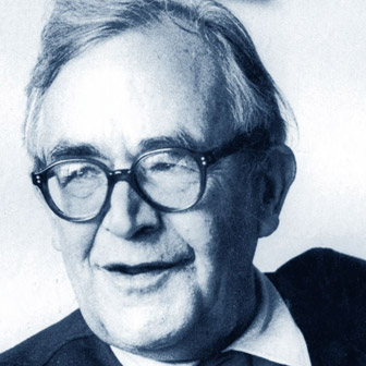 Foto di Karl Barth