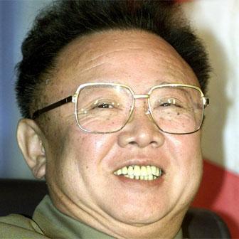 Foto di Kim Jong Il