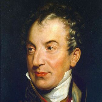 Foto di Klemens von Metternich