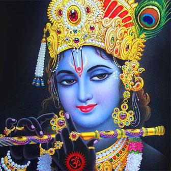 Foto di Krishna