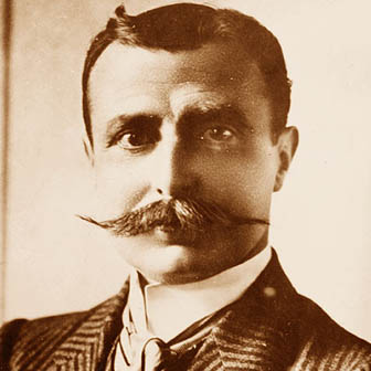 Foto di Louis Blériot