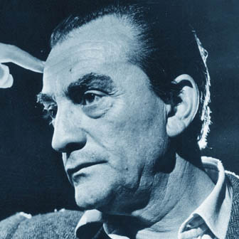 Foto di Luchino Visconti