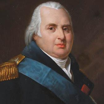 Foto di Luigi XVIII di Francia