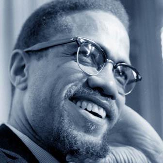 Foto di Malcolm X
