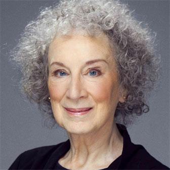 Foto di Margaret Atwood