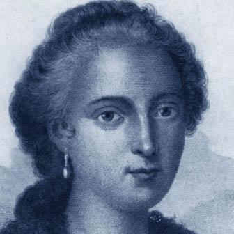 Foto quadrata di Maria Gaetana Agnesi