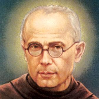 Massimiliano Maria Kolbe