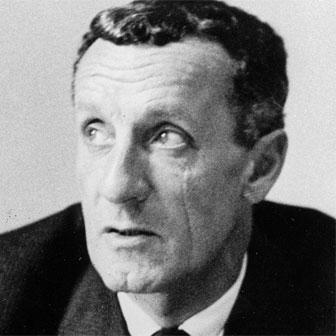 Foto quadrata di Maurice Merleau-Ponty