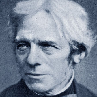 Foto di Michael Faraday
