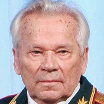 Foto quadrata di Mikhail Kalashnikov