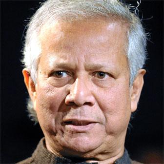 Foto di Muhammad Yunus