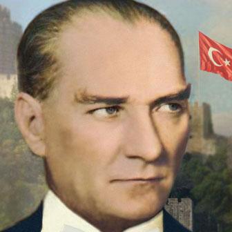 Foto di Mustafa Kemal Atatürk
