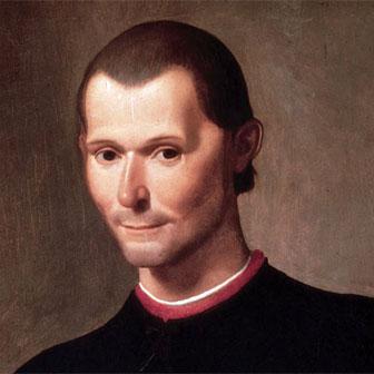 Foto di Niccolò Machiavelli