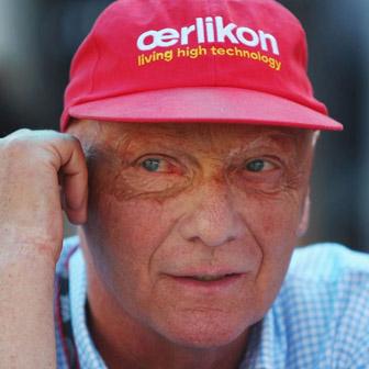 Foto di Niki Lauda
