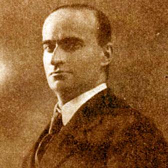 Foto quadrata di Olindo Malagodi
