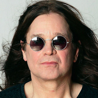Foto quadrata di Ozzy Osbourne