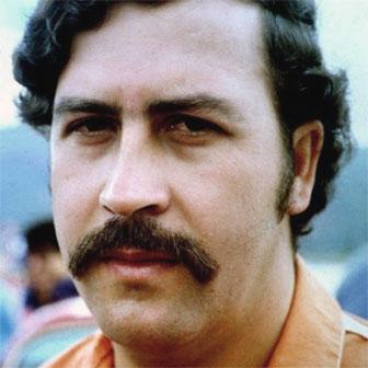 Foto di Pablo Escobar