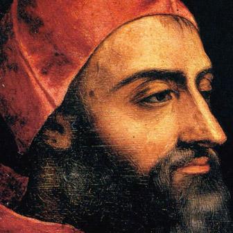 Foto di Papa Clemente VII