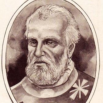 Foto di Papa Urbano II