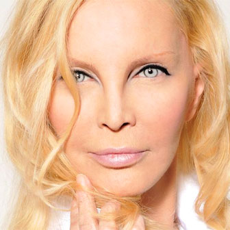 Foto quadrata di Patty Pravo