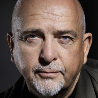 Foto di Peter Gabriel