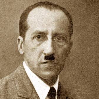 Foto quadrata di Piet Mondrian
