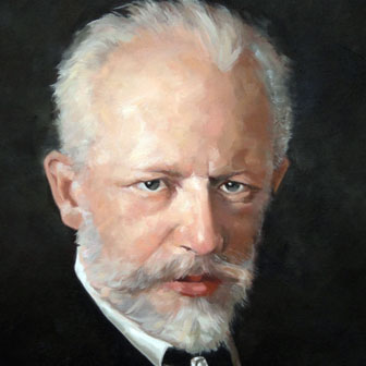 Foto di Pyotr Ilyich Tchaikovsky