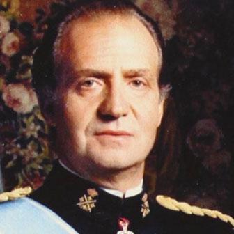 Foto di Re Juan Carlos di Borbone