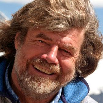 Foto di Reinhold Messner